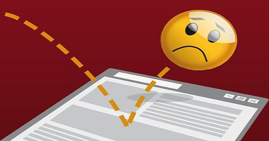 کاهش نرخ پرش وب سایت